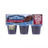 PUDDING DE CHOCOLATE SWISS MISS 6 ONZ C/U