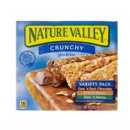 GRANOLA EN BARRA SURTIDA NATURE VALLEY 8.9 ONZ