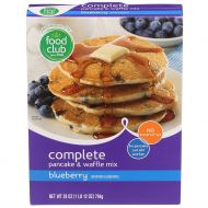 MEZCLA PARA PANCAKE CON BLUEBERRY FOOD CLUB 28 ONZ