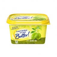 MARGARINA CON ACEITE DE OLIVA I CAN'T BELIEVE IT'S NOT BUTTER 15 ONZ