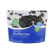 BLUEBERRIES CONGELADOS FOOD CLUB 12 ONZ