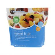 FRUTAS MIXTAS CONGELADAS FOOD CLUB 16 ONZ