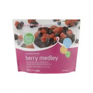 BERRIES CONGELADAS FOOD CLUB 12 ONZ