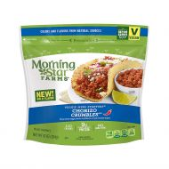 CHORIZO DE VEGETALES MOLIDO MORNING STAR 10 ONZ