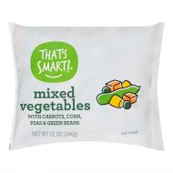 VEGETALES MIXTOS CONGELADOS THAT'S SMART 12 ONZ